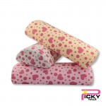Pink Manicure Pillow