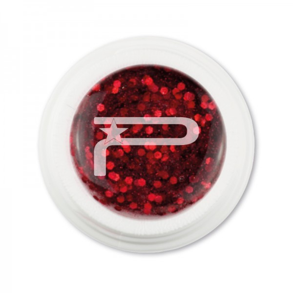 Red Garnet Uv Gel Glitter