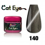 Gel Cat eye UV Magnetic 5ml Black