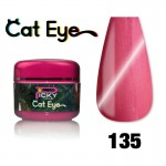 Gel Cat eye UV Magnetic 5ml Pink