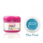 Pacific Blue PIXEL Fluo Picky Nails Uv Gel