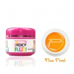 Fanta Orange PIXEL Fluo Picky Nails Uv Gel