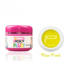 Sunny Lemon PIXEL Fluo Picky Nails Uv Gel