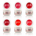 Uv Gel Red Passion Set