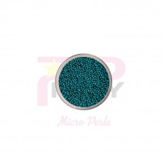 Emerald micro pearls caviar effect for nail art decorations