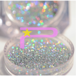 Holographic-silver-laser-powder