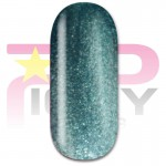 Dark Petrol Pearl Gel Nail Polish 15ml