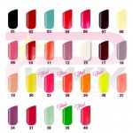 Green Fluo 8 ml Gel Nail Polish Picky Nails